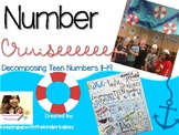 Cruiseeee to Decompose TEEN numbers 11-19