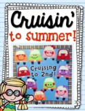 Cruisin' To Summer Craftivity for the End of the Year