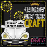 Cruisin' to a New Year VW Bug Craft