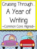 Cruising Through A Year of Writing