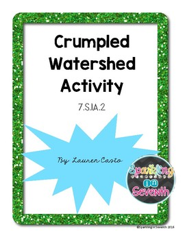 Crumpled Watershed Assignment