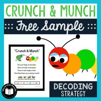 """""""Crunch & Munch"""" -- A Decoding Strategy {FREEBIE}"""