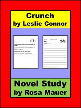 Crunch by Leslie Connor Book Unit
