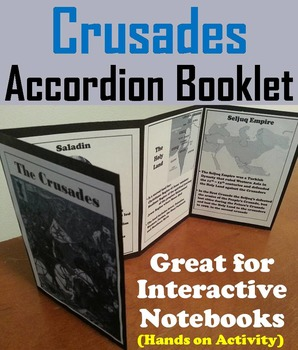 The Middle Ages Unit: Crusades Activity