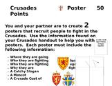 Crusades Poster