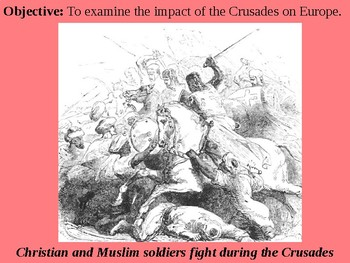 Crusades PowerPoint Presentation