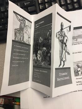 Crusades Recruitment Brochure