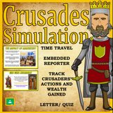 Crusades Simulation - Distance Learning Compatible