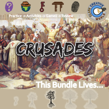 Crusades -- World History Curriculum Unit Bundle