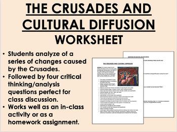 cultural diffusion is a