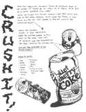 Crush It! Drawing Printable Art Project
