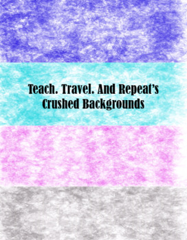 Crushed Pastels Backgrounds