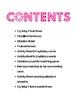 Orton-Gillingham Spelling Rule: Cry Baby Y Rule Packet