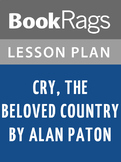Cry the Beloved Country Lesson Plans