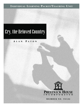 Cry the Beloved Country Teaching Unit