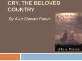Cry the beloved country - themes