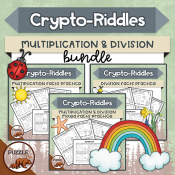 Crypto-Riddles - Multiplication & Division
