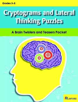 Cryptograms and Lateral Thinking Puzzles
