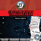 Cryptography Code Breaker -- Matrix Algebra - 21st Century Math Project