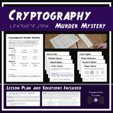Cryptography Murder Mystery