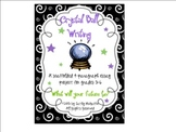 Crystal Ball Writing Project