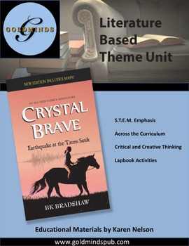 Literature-based Theme Unit: Crystal Brave - Earthquake at the Taum Sauk