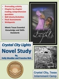 Crystal City Lights Teacher's Guide and Novel Study