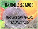 Crystal Eggs