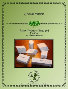 Crystal Models to Build