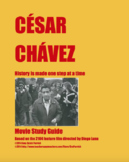 César Chávez: 2014 Movie Questions and Activity Packet