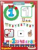 Cuadernillo actividades matemáticas del 0 al 10 - Navidad+Poster