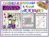 Cuadernillo de trabajo del método VaCaChaDaFa