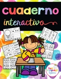 Cuaderno Interactivo (Spanish Interactive Notebook)