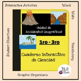 Cuaderno Interactivo de Accidentes Geográficos