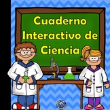 Cuaderno Interactivo de Ciencia - Science SPANISH Interactive Notebook