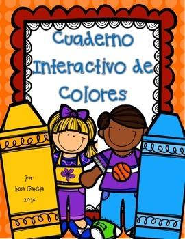 Cuaderno Interactivo de Colores
