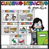 Cuaderno Interactivo de Gramática / Interactive Grammar Notebook in Spanish