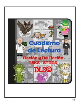 Cuaderno de Lectura 3ro y 4to - TEKS - STAAR - All year content.