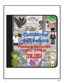 Cuaderno Interactivo de Lectura 3ro y 4to - TEKS - STAAR -
