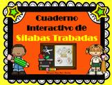 Cuaderno Interactivo de Sílabas Trabadas Bilingual Stars M