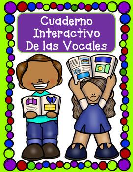 Las Vocales:  Cuaderno Interactivo de las Vocales