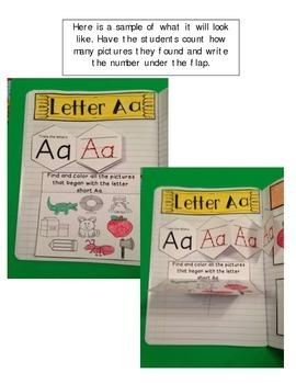 Cuaderno Interactivo del Alfabeto