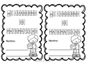 Cuaderno de Matemáticas Interactivo. Para todo el año!