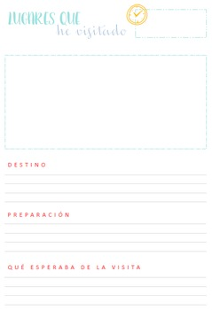 Cuaderno de excursiones