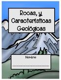 Cuaderno de los Estudios Geológicos, Rocas (Spanish Rock Cycle and Landforms Nk)