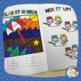 Cuaderno de verano de inglés 5-8 años