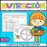 Nutrición | Mi plato | Nutrition | Interactive notebook | My plate