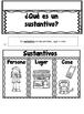 Cuaderno interactivo de lenguaje de 1er grado -Alineado a CCSS en Español