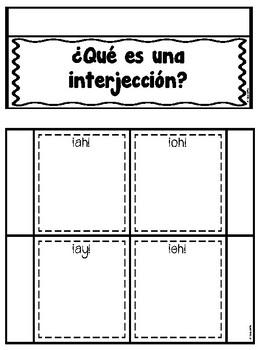 Cuaderno interactivo de lenguaje de 5to grado -Alineado a CCSS en Español