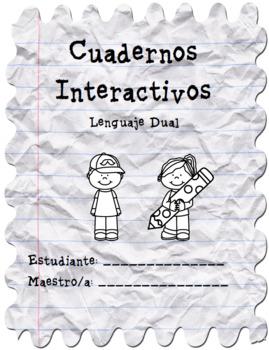 Cuadernos Interactivos para Lenguaje Dual: Las plantas